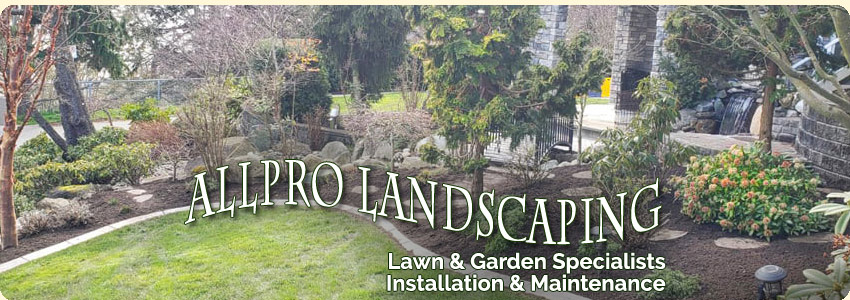 White Rock gardening - Allpro Landscaping - White Rock Landscaping Company - White Rock